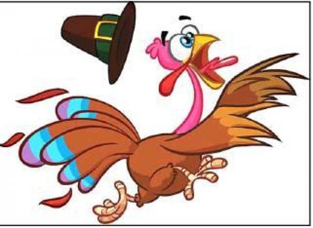 First Graders Talk Turkey